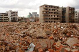 建筑垃圾破碎机械